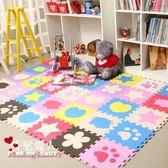 兒童臥室拼接爬行墊拼圖地墊加厚寶寶爬爬墊泡沫墊 全店88折特惠