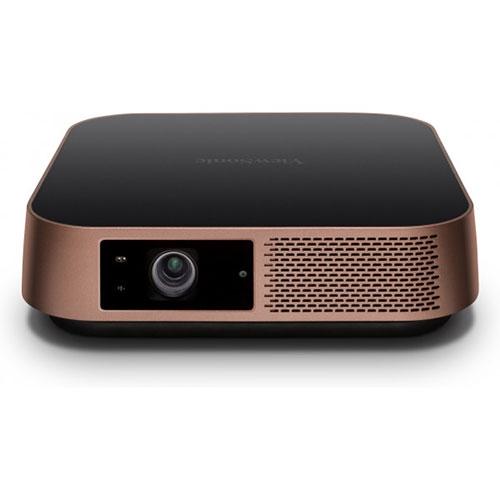ViewSonic 優派 M2 FHD 3D 無線 智慧微型 投影機 Harman Kardon 聲籟技術合作