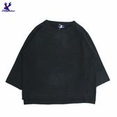 【三折特賣】American Bluedeer - 純色質感針織上衣(魅力價) 秋冬新款
