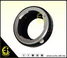 ES數位館 Nikon G 鏡頭轉 Samsung NX5 NX10 NX11 NX100  NX 系統 機身鏡頭轉接環 KW31