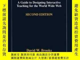 二手書博民逛書店Web-teaching,罕見Second Edition - A Guide To Designing Inte
