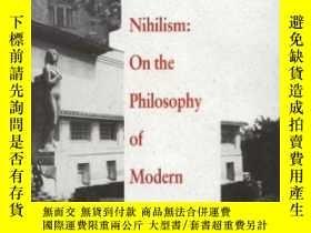 二手書博民逛書店Architecture罕見And NihilismY256260 Massimo Cacciari Yale