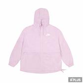 ADIDAS 女 風衣外套 AS W NSW RPL ESSNTL WVN JKT 輕量 防風 粉-AJ2983695