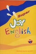 二手書博民逛書店 《Super Joy English 1 課本》 R2Y ISBN:957448050X│Joy Enterprises Organization