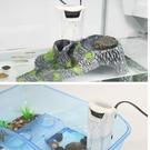 星星小舖 内置過濾器 3w水族魚缸淺水瀑布 魚缸過濾器 烏龜專用 低水位過濾器【FI204】