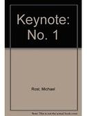 二手書博民逛書店 《Keynote book 1》 R2Y ISBN:0582102359│MichaelRost