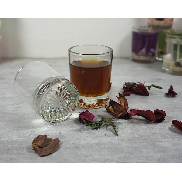 SYG 60cc玻璃小茶杯 鑽底小燭杯 水杯 玻璃杯 酒杯 贈品杯 飲料杯