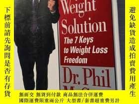 二手書博民逛書店the罕見ultimate weight solutionY22