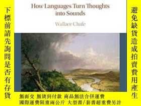 二手書博民逛書店Thought-based罕見Linguistics: How Languages Turn Thoughts I