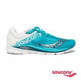 SAUCONY FASTWITCH 8 專業競速鞋款-白x土耳其藍
