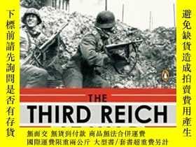 二手書博民逛書店The罕見Third Reich At War-戰爭中的第三帝國Y436638 Richard J. Evan