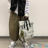 日系男女大容量電腦雙肩後背包韓版書包【千尋之旅】