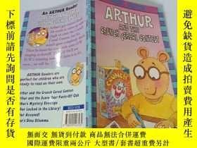 二手書博民逛書店Arthur罕見And The Crunch Cereal Contest:亞瑟和嘎吱麥片大賽Y200392