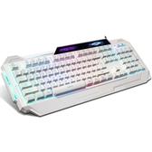戰影之刃機械手感鍵盤背光游戲臺式電腦筆記本外接網吧吃雞鍵盤