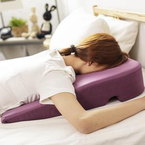 【Prodigy波特鉅】舒壓枕+收納袋 2件組-按摩專用_個人趴臥