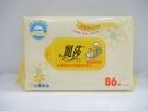 【超商取貨最多12包】麗莎超優質嬰兒護膚柔濕巾 86抽