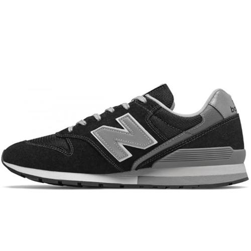 New Balance 996 男鞋 女鞋 休閒 經典 復古 麂皮 黑【運動世界】CM996BP