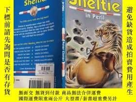 二手書博民逛書店sheltie罕見in peril 謝爾蒂危在 旦夕Y200392