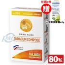 BOIRON 順勢糖球 NO.284 (TABACUM COMPOSE) 80粒/盒 (法國布瓦宏 順勢療法) 專品藥局【2013732】