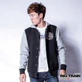 Big Train 經典棒球外套-黑-B3018088(領劵再折)