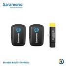 【適用 Lightning 行動裝置】Saramonic Blink500 B4 (TX+TX+RXDi) 一對二 無線麥克風套裝【公司貨】