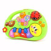 上益智學習兒童電子琴0-6-12個月嬰兒寶寶音樂玩具igo