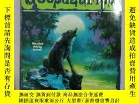 二手書博民逛書店The罕見Werewolf of Fever SwampY174