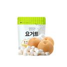 【愛吾兒】韓國 Ssalgwaja 米餅村 乳酸菌優格球-水梨