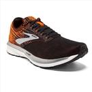 樂買網 BROOKS 18FW 緩衝型 動能加碼 男慢跑鞋 RIOCHET系列 D楦 1102931D038 贈腿套