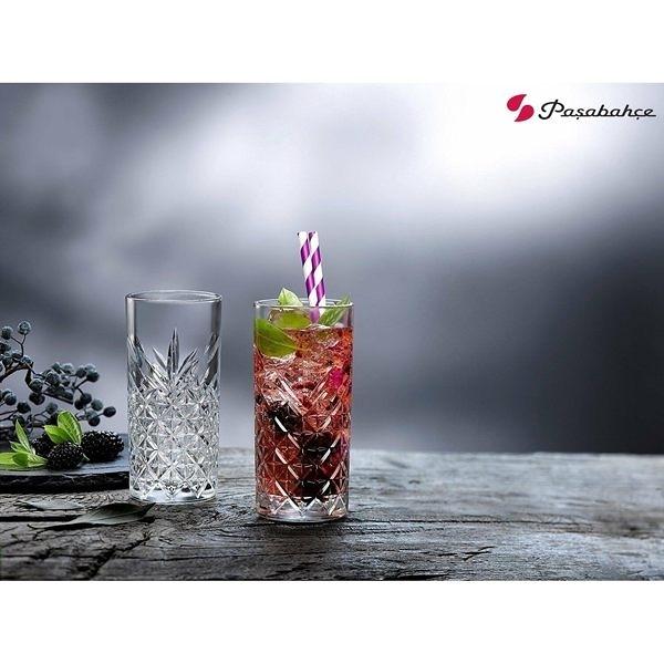 Pasabahce TIMELESS永恆果汁杯295ml 水杯 飲料杯 酒杯 玻璃杯 冷飲杯 冰咖啡杯 295cc