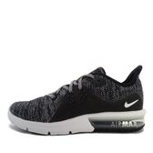 Nike WMNS Air Max Sequent 3 [908993-011] 女鞋 經典 復古 潮流 運動 黑 灰