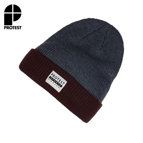 PROTEST 保暖毛帽 (海軍藍) ENTITLED BEANIE