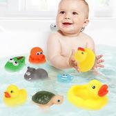 玩具  兒童洗澡玩具 洗澡鴨子小黃鴨 寶寶洗澡玩具 戲水鴨子