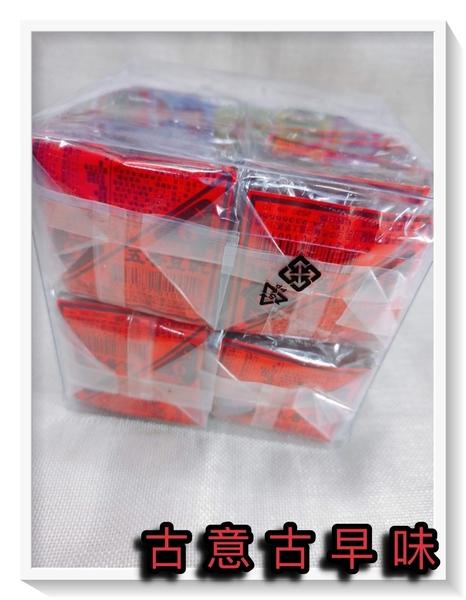 古意古早味 五香豆干 (40小包/盒) 懷舊零食 五香豆乾 聊天打屁好夥伴 台灣零嘴