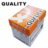 Quality B4影印紙 70磅 (5包) /箱 (橘色和藍色包裝隨機出貨)