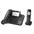 【國際牌PANASONIC】子母雙機數位無線電話 KX-TGF310TW-超下殺