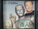 挖寶二手片-V01-019-正版VCD-電影【變人】-羅賓威廉斯(直購價)