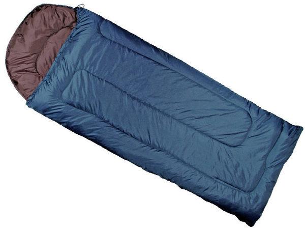丹大戶外【Litume 】意都美70丹抗撕裂透氣尼龍超細保暖輕量纖維睡袋/人造纖維/登山露營 C026 深藍