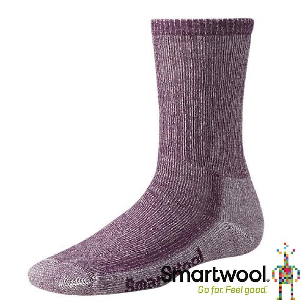 Smartwool Hike 女健行中級避震型中長襪『深黑紫』SW294 美國製|保暖襪|登山襪|運動襪
