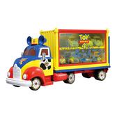 特價 迪士尼小汽車 玩具總動員4 收納車_DS13362