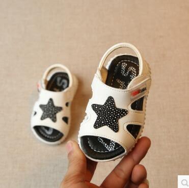 兒童學步鞋涼鞋防滑BS16546『時尚玩家』