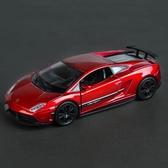 兒童汽車玩具模型合金汽車模型男孩跑車仿真慣性【奇趣小屋】