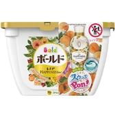 P&G BOLD洗衣球16顆-天然杏子&白花香【康是美】