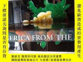 二手書博民逛書店AMERICA罕見FROM THE AIRY168439 ROB
