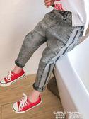 褲子 男童牛仔褲春秋兒童褲子男1-3歲2寶寶春裝韓版小童洋氣潮 童趣屋