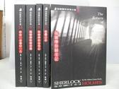 【書寶二手書T1/一般小說_MPF】福爾摩斯歸來記_恐懼之谷等_共5本合售_福爾摩斯探案
