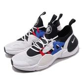 Nike 武士鞋 Huarache E.D.G.E. TXT 黑 灰 藍 全新系列 男鞋 運動鞋【PUMP306】 AO1697-001
