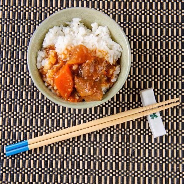簡約藍竹筷-生活工場