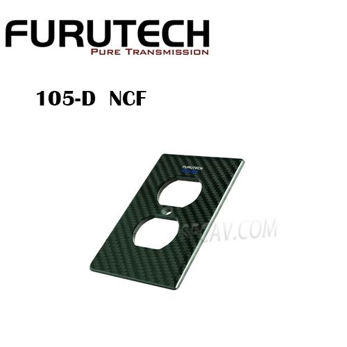 【勝豐群音響新竹】FURUTECH 105-D NCF  旗艦級電源插座蓋板