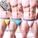 I no logo 彩虹驕傲莫代爾運動星期男三角褲BF0003